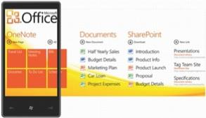 Windows Phone 7 Mobile en el telefono Movil de Microsoft 5