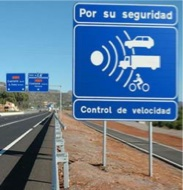 Multas de trafico, radares recursos