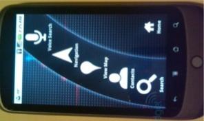 Nexus One de google foto