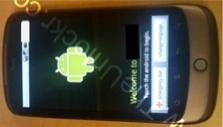 ultima foto de Nexus One de google