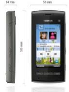 medidas Nokia 5250
