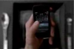 Nokia 5800 Xpressmusic en el videoclip de Britney Spears Womanizer