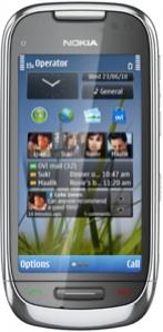Nokia C7 6 foto