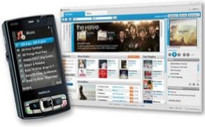 Nokia Music Store