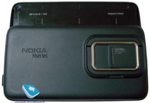 Nokia N900 Rover o RX-51