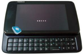 Nokia N900 - RX51 o Rover características y fotos