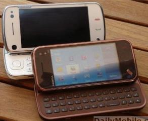 Nokia N97 Mini foto
