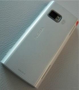 Nokia X6 foto y video