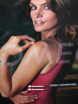 Omega Cindy Crawford