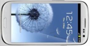 Samsung Galaxy S III foto 2