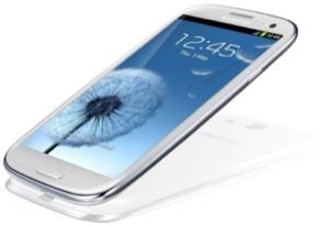 Samsung Galaxy S III foto 3