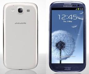 Samsung Galaxy S III foto 5