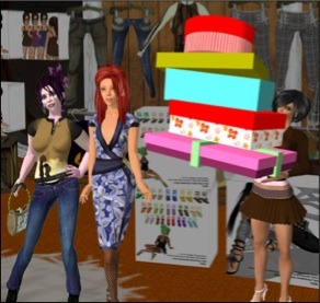 second life marketing comercio electronico
