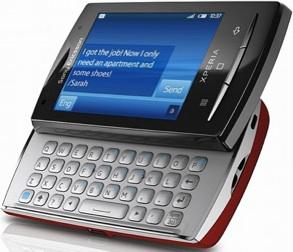 Sony Ericsson Xperia X10 mini 3