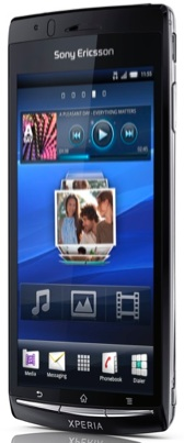 Sony Ericsson Xperia Arc 3