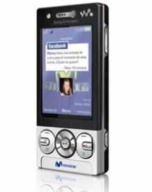 Sony Ericsson W705 Movistar – b2b-blog Comercio ...