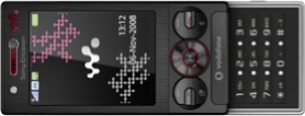 Sony Ericsson W715 Walkman con Vodafone