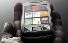 Xperia X1 Sony Ericsson
