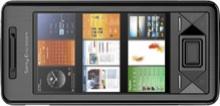 Xperia X1 de Sony Ericsson con Windows Mobile e Internet Explorer