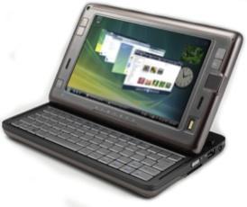 Intel UMPCs Ultra Mobile PCs