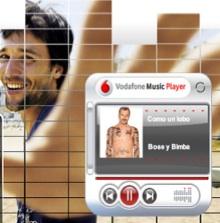 Vodafone Music Player