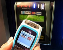 Wave-to-Pay NFC