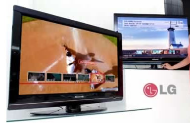 LG Smart Time Machine Edición Especial, LCD Full HDTV