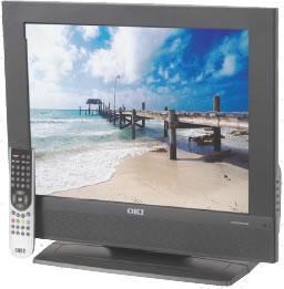 Televisores OKI TV Serie B 20 pulgadas TFT LCD TDT