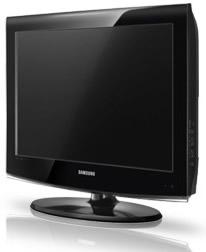 Televisores Samsung Series 4 LCD HDTV LN19A450P 19 pulgadas