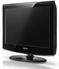 Televisores Samsung Series 4 LCD HDTV LN26A450P 26 pulgadas