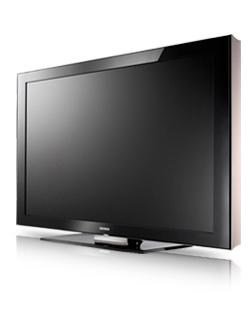 Televisor Samsung pantalla LCD de 70 pulgadas con LED LE70F96BD