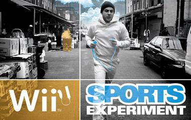 Wii Sports, tenis, beisbol, golf, bolos y boxeo