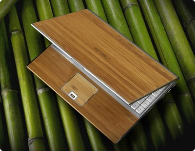 Asus bamboo, portatil
