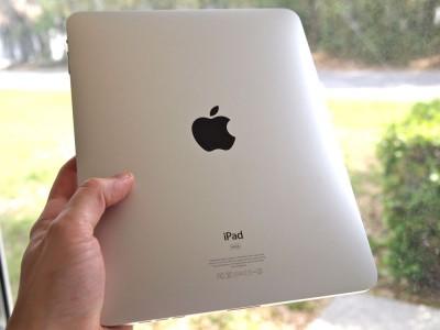 iPad 2 camaras y FaceTime