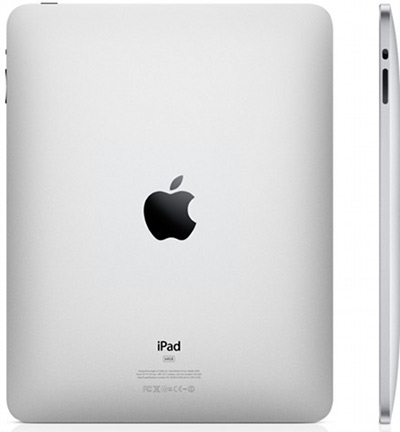 Foto del iPad de Apple