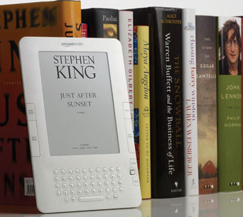 kindle 2 lector de ebooks