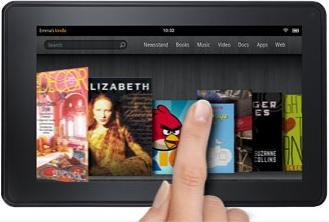 Kindle Fire tablet de Amazn