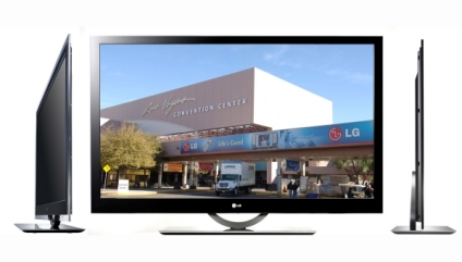 Televisores LG LCD TV Scarlet Super Slim 42LG61