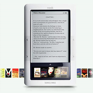 nook lector de ebooks