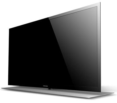 Televisor Samsung Luxia TV LCD ultra delgado