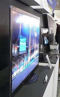 Samsung pantalla de 40 pulgadas OLED