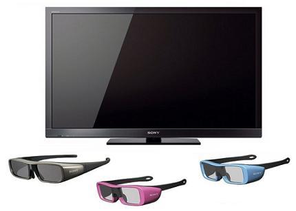 Televisores Sony Bravia HX800 3D foto 3