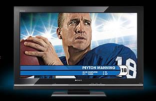 Sony Bravia Serie V, televisores Full HD 1080 de 40, 46 y 52 pulgadas