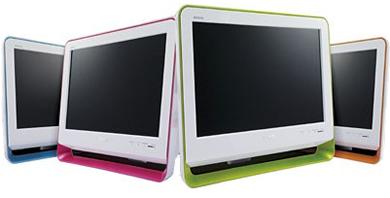 Televisor Sony Bravia HDTV KLV-20S400A Color Pantalla de 20 pulgadas