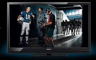 Sony Bravia Serie Z, televisores Full HD 1080 de 40, 46 y 52 pulgadas