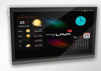 televisor Scandinavia People of Lava con Android y conexin a internet