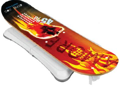 Wii Skateboard para nintendo wii