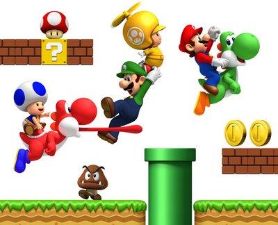 Nuevo Super Mario Bross para Wii