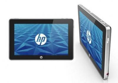 Características del HP Slate