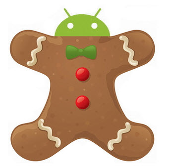 Android 3 Gingerbread
